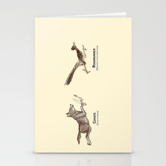 Endangerous Species Stationery Cards