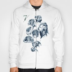 Seven Monkeys Hoody