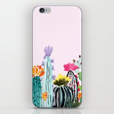 A Prickly Bunch iPhone & iPod Skin