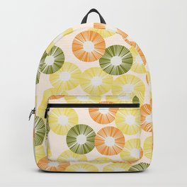 Pineapple slices Backpack