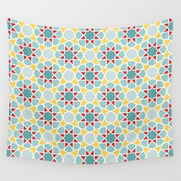 Arabesque IV Wall Tapestry