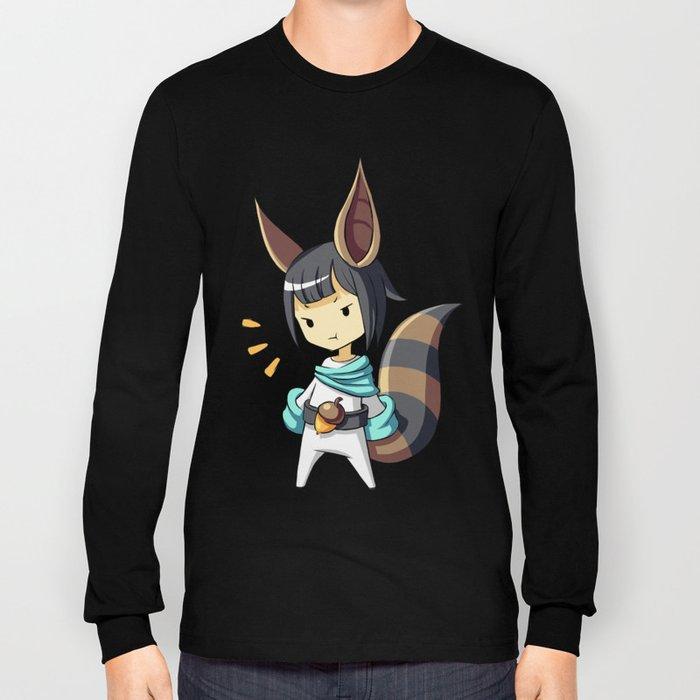 Squirrel 2 Long Sleeve T-shirt