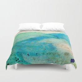 Pastel Color Splash 07 Duvet Cover
