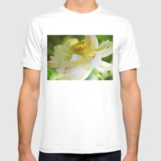 Opening Act Mens Fitted Tee White SMALL