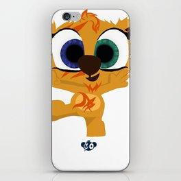 Bozo The Teddy iPhone Skin