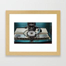 Stereophonic Framed Art Print