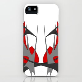 RORSCHACY iPhone Case