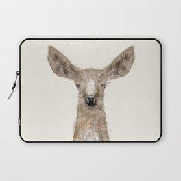 little deer fawn Laptop Sleeve