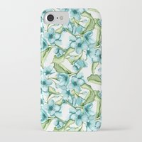 blossom iPhone & iPod Cases featuring Blossom by Julia Badeeva