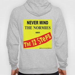 Never Mind the Normies Hoody