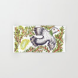 Lola the Pigeon Hand & Bath Towel