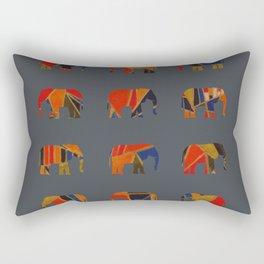 olifante Rectangular Pillow