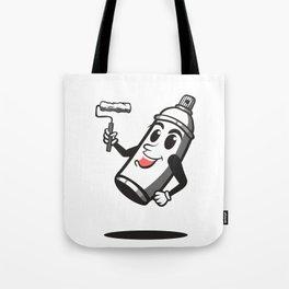 falldown spray Tote Bag