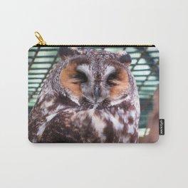 Long Eared Owl II Carry-All Pouch