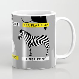 ANIMALS OF THE WORLD Coffee Mug