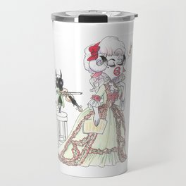 The Primadonna Travel Mug