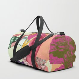 VINTAGE SPACE PROGRAM Duffle Bag