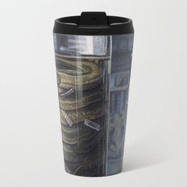 Remnants of Experiments Travel Mug