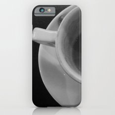 Time share coffee and tea Slim Case iPhone 6s
