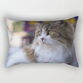Thai cat Rectangular Pillow