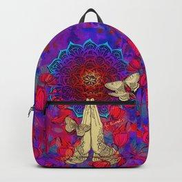Feel it still Backpack