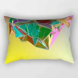 Break Glass #3 Rectangular Pillow