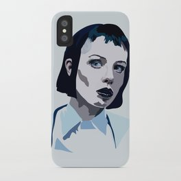 Alice Glass iPhone Case