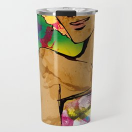 Princesa Chomba - Afro Princess Travel Mug
