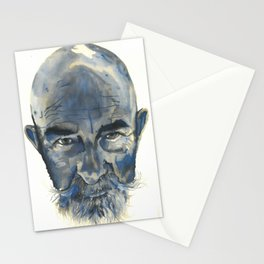 Old Man #002 Stationery Cards