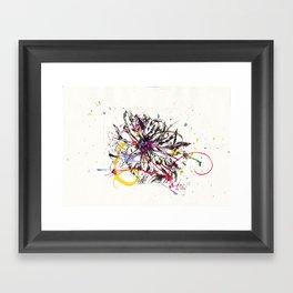 Blossom Bliss Framed Art Print