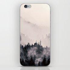 I fall behind iPhone & iPod Skin