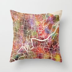 Brisbane Throw Pillow
