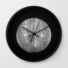 Lightball Wall Clock
