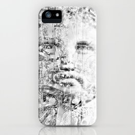 Phillip of Macedon series 8 iPhone Case