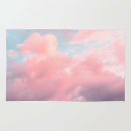 cotton candy cocktail Rug