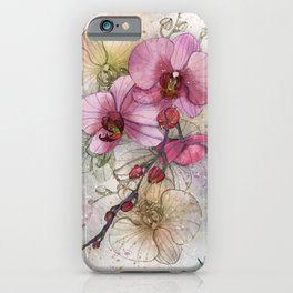 tiny, perfect beauty iPhone Case