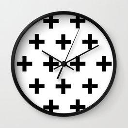 La Cross Wall Clock