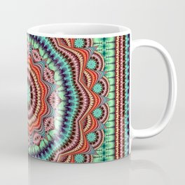 Pastel Fusion Coffee Mug