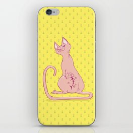 Cats with Tats iPhone Skin