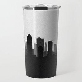City Skylines: Kansas City Travel Mug