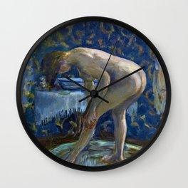 Pierre Bonnard - Nu Au Tub - Digital Remastered Edition Wall Clock