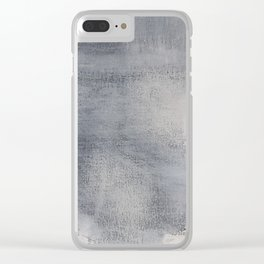 Abstract 2 by Aquara Soma Clear iPhone Case