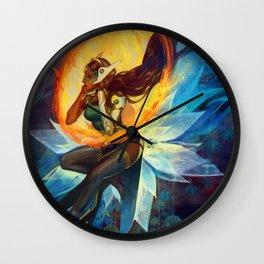 Symmetra - Portal Wall Clock