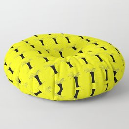 Palmetto-palms,drupe,sabal,swamp,cabbage,abanico,drupa,palmera Floor Pillow
