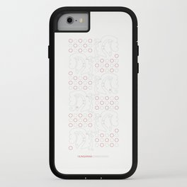 Hungarian Embroidery no.19 iPhone Case