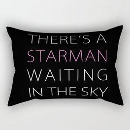 STARMAN #THIN Rectangular Pillow