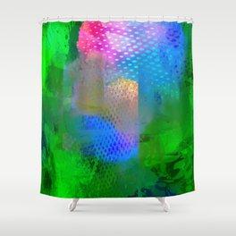Splash Exclusion Shower Curtain