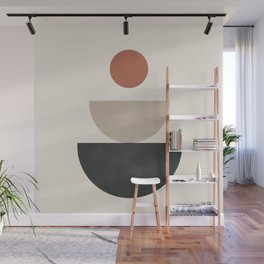 Geometric Modern Art 30 Wall Mural