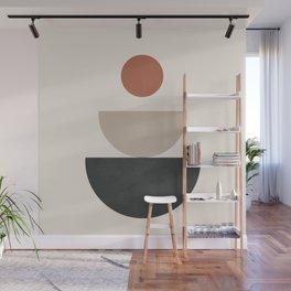 Geometric Modern Art 30 Wall Mural
