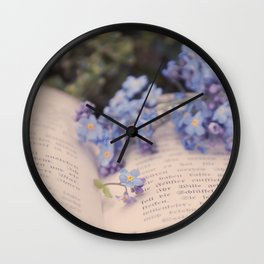 They are not your friends until they have defended you in your absence. Wall Clock